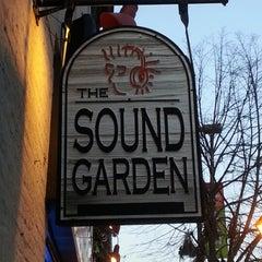 Photo taken at The Sound Garden by Nikolai O. on 1/24/2013