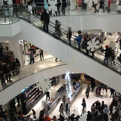 Photo taken at Pacific Centre by Peter K. on 12/26/2012