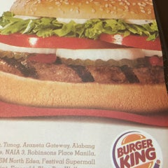 Photo taken at Burger King by Ricky F. on 6/17/2015