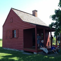 Photo taken at Saratoga National Historical Park by Chris R. on 7/5/2014