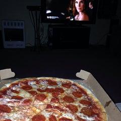 Photo taken at La Pizza Casa by Khristian D. on 12/7/2013