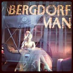 Photo taken at Bergdorf Goodman by Sara A. on 4/16/2013