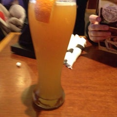 Photo taken at Red Robin Gourmet Burgers by Jim S. on 3/19/2014