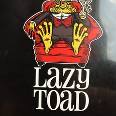Photo taken at The Lazy Toad by Jim O. on 8/3/2014
