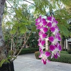 Photo taken at Baan Grood Arcadia Resort and Spa (บ้านกรูด อาเคเดีย รีสอร์ท แอนด์ สปา) by meo on 2/14/2015