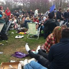 Photo taken at Stadsparken by Niklas H. on 4/30/2013