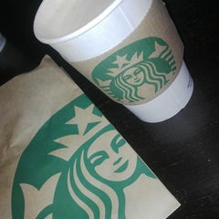Photo taken at Starbucks by Carlos F. on 2/5/2014