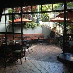 Photo taken at Zig Zag Cafe by Megan K. on 6/14/2013