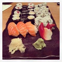 Photo taken at Ai Sushi by Curri B. on 12/15/2013