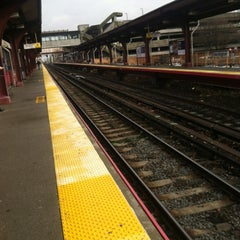 Photo taken at LIRR - Huntington Station by Cody on 12/18/2012
