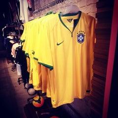 Photo taken at Nike Store Pinheiros by Josane B. on 2/4/2014
