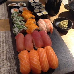 Photo taken at Yooji's by lacolexion on 10/3/2014