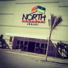 Photo taken at North Shopping Jóquei by Ana Paula F. on 11/8/2013