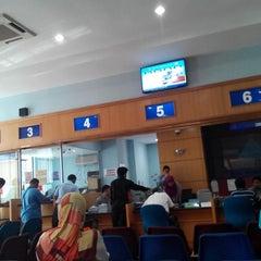 Photo taken at Lembaga Hasil Dalam Negeri Malaysia by DzulfikarXwang on 5/8/2014