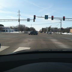 Photo taken at 109th/65 light by Tony Z. on 3/13/2013