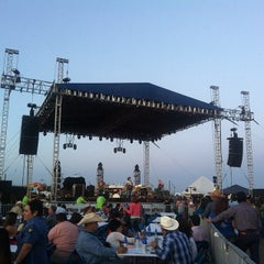 Photo taken at Ector County Coliseum by Travis P. on 5/3/2014