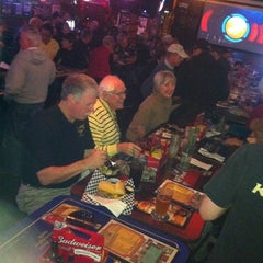 Photo taken at Players Sports Pub & Grill by Tony G. on 12/8/2012