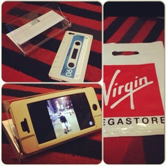 Photo taken at Virgin Megastore ڤيرجن ميجاستور by Paul a. on 1/11/2014