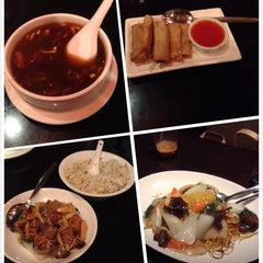 Photo taken at New Fook Lam Moon by Julie F. on 2/4/2014