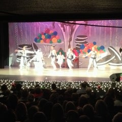 Photo taken at Orpheum Theater Center by Derek S. on 12/1/2012