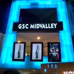 Photo taken at Golden Screen Cinemas (GSC) by Kok Lian on 12/17/2012