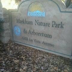 Photo taken at Markham Nature Park and Arboretum by Eva M. on 11/22/2012