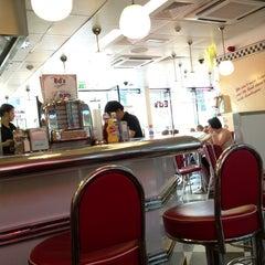 Photo taken at Ed's Easy Diner by Jon C. on 7/16/2013