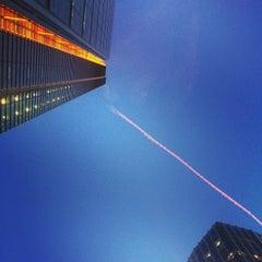 Photo taken at Heron Tower by Chris W. on 4/21/2015