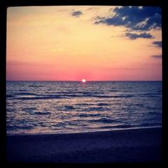 Photo taken at Turner Beach by Kennaway M. on 5/3/2015