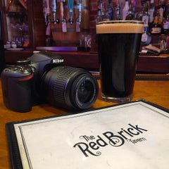 Photo taken at Red Brick Tavern by Mike P. on 1/15/2016