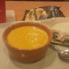 Photo taken at Panera Bread by Ray O. on 9/12/2015