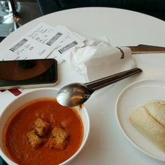 Photo taken at Qantas Business Lounge by Melissa M. on 7/12/2015