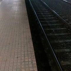 Photo taken at Thrissur Railway Station by Suhail Z. on 8/24/2014