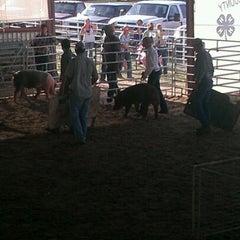 Photo taken at Sheridan County Fairgrounds by Joe D. on 7/25/2012