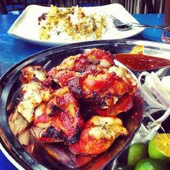 Photo taken at Restaurant Biriyani Sri Manjung by Dexter T. on 12/7/2012