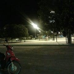 Photo taken at Praça Francisco Horácio de Brito by Genilson P. on 8/14/2015