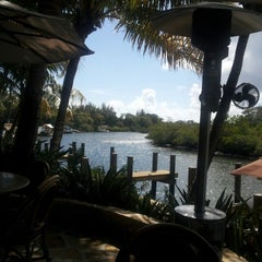 Photo taken at Guanabanas by Jeff S. on 2/22/2013