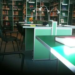 """Photo taken at Biblioteca Centrală Universitară """"Carol I"""" by Dr.Andreea F. on 4/1/2013"""
