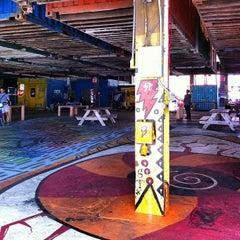 Photo taken at Pier 57 by Samuel M. on 7/28/2013