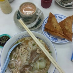 Photo taken at Cong Yin Noodle House by Chor S. on 12/20/2013