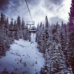 Photo taken at Keystone Resort by Carl O. on 12/15/2012