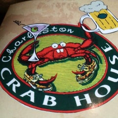 Photo taken at Charleston Crab House by Sid S. on 9/14/2013