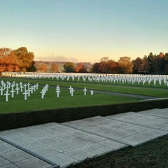 Photo taken at Henri-Chapelle American Cemetery and Memorial by Maxime 〽. on 11/2/2015