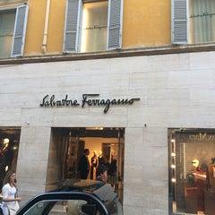 Photo taken at Salvatore Ferragamo by Александр В. on 9/26/2015