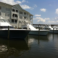 Photo taken at Pirates Cove Marina by Capt. Curtis J. on 8/10/2013