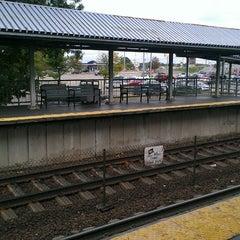 Photo taken at MBTA Commuter Rail South Attleboro by Jeff R. on 10/5/2013
