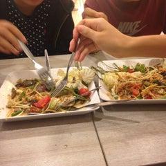 Photo taken at FoodPark @ Central Plaza Phitsanulok by Apyc M. on 1/16/2015