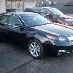 Photo taken at Prime Acura by Eddie W. on 11/24/2012