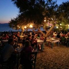 Photo taken at Paradiso Taverna by 🚗 . on 8/10/2014