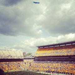 Photo taken at Heinz Field by Steel M. on 9/15/2012